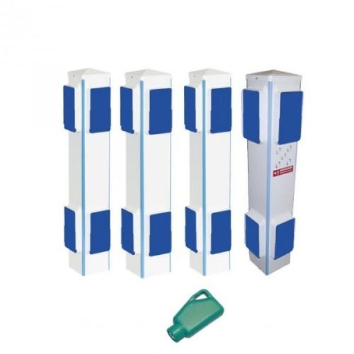 Alarme Périmétrique PRIMAPROTECT 4 bornes sans fil