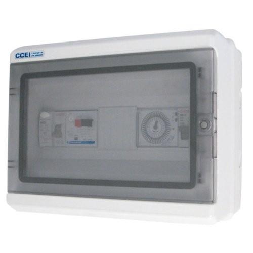 Coffret Filtration électrique PANORAMA 1 pompe