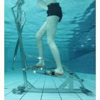 Vélo elliptique ELLY pour piscine