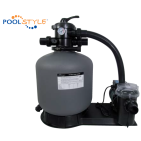Kit Filtration PLATINE POOLSTYLE
