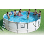 Piscine hors sol Tubulaire PRO SERIES