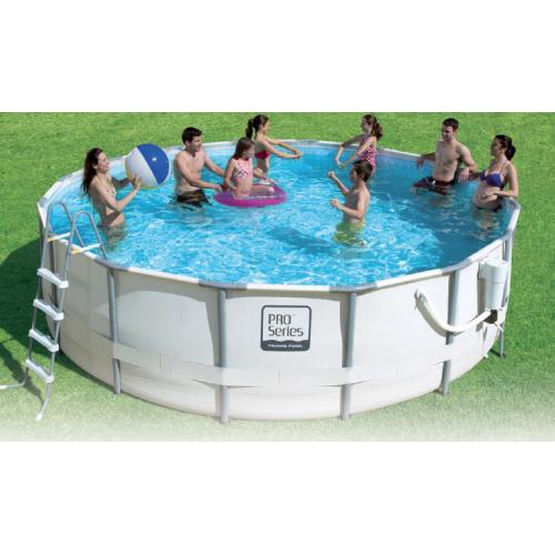 piscine hors sol tubulaire pro series. Black Bedroom Furniture Sets. Home Design Ideas