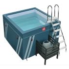 FIT'S POOL Bassin pour Aquafitness