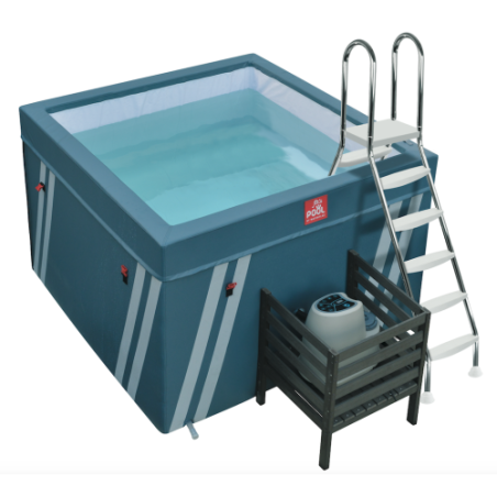 FIT'S POOL Bassin pour Aquafitness