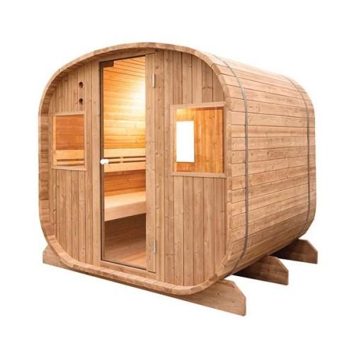 Sauna extérieur BARREL Infrarouge