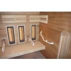 Sauna Combi Access infrarouge Holl's