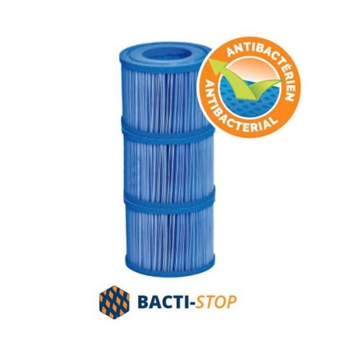 Cartouche de filtration Anti-Bactérienne NetSpa