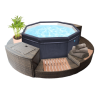Spa portable OCTOPUS NetSpa 6 Places