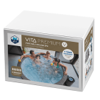 Spa rigide VITA PREMIUM NetSpa 6 places