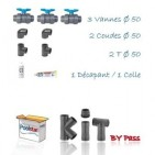 Kit By Pass - 50 mm