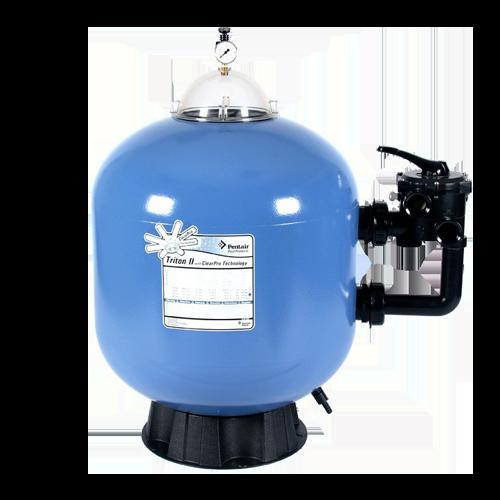 Filtre à Sable PENTAIR TRITON 2 II Clear Pro