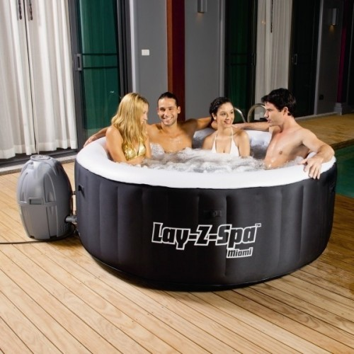 Spa Gonflable Lay-Z-Spa Miami Bestway