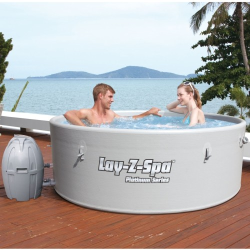 spa semi rigide monaco lay z spa bestway erobot piscine. Black Bedroom Furniture Sets. Home Design Ideas