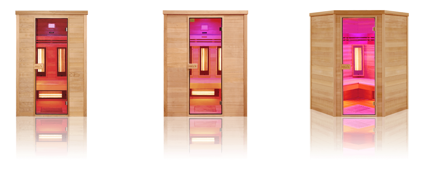 Comment Faire Fonctionner Un Sauna sauna infrarouge multiwave holl's 2, 3 et 4 places