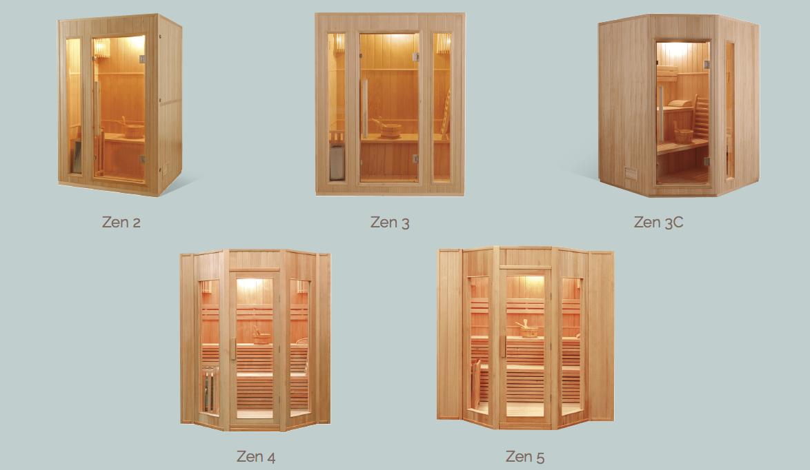 Comment Faire Fonctionner Un Sauna sauna à vapeur zen 2 à 4 places