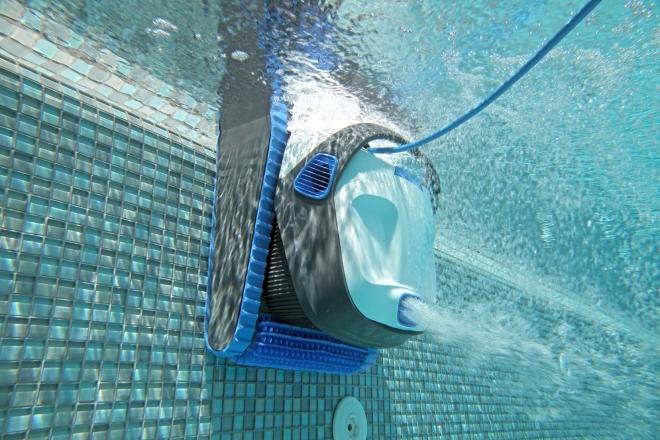 Robot de piscine Dolphin Serie S